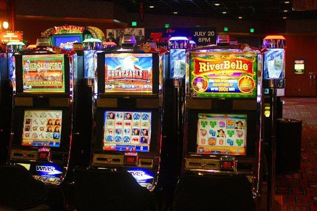 Игровые автоматы казино Вулкан – бесплатно и безопасно!