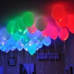 Поющие, светящиеся и светодиодные воздушные шары