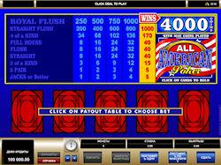 Играй в видео-покер и становись миллионером