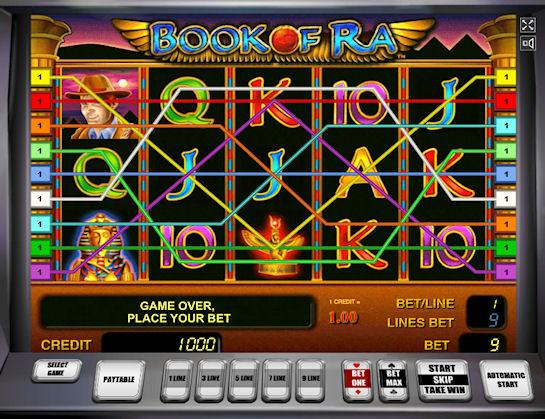 Игровые автоматы в зеркалах виртуальных клубов