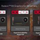 Стали известны дата выхода и окончательные характеристики видеокарт от AMD