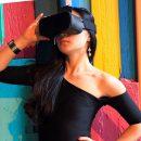 Представлена Veeso: VR-гарнитура портирования эмоций человека на виртуального персонажа