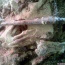 Археологи обнаружили 1500-летнюю мумию, обутую вкроссовки