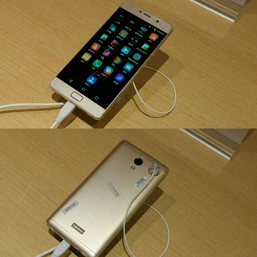 Lenovo Vibe P2 обзавёлся чипсетом Snapdragon 625