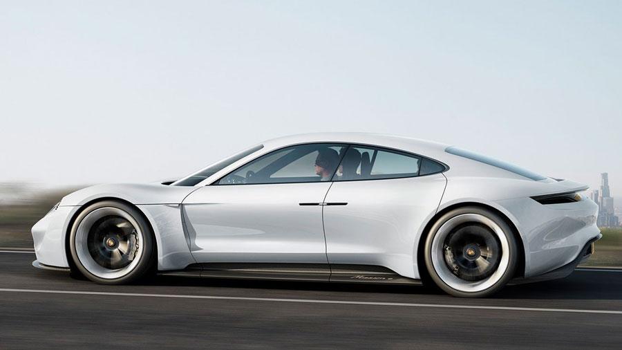 Porsche создаст свой электрокар раньше Apple