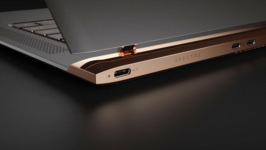 В России начались продажи самого тонкого ноутбука HP Spectre 13