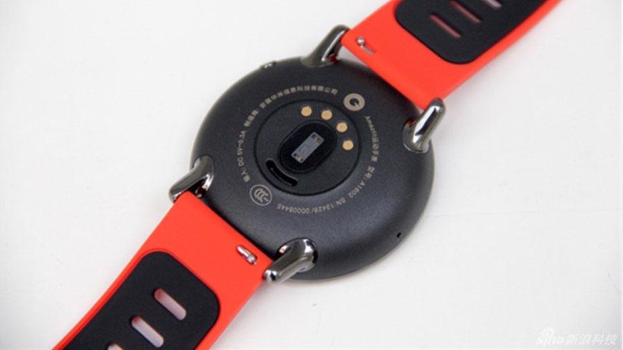 Huami запускает GPS-часы за 0