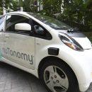 Первое вмире беспилотное такси запустили вСингапуре