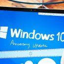 Вышло крупное обновление Windows 10 Anniversary Update