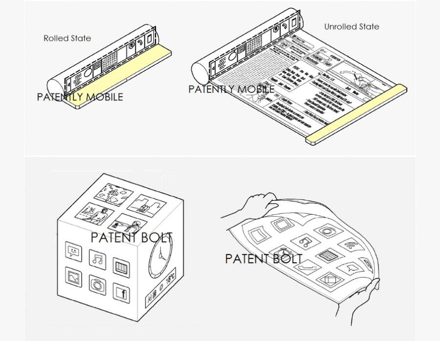Apple работает над цифровой газетой – устройстве с полностью сгибаемым дисплеем