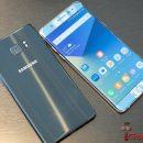 В Samsung Galaxy Note 7 застревает стилус