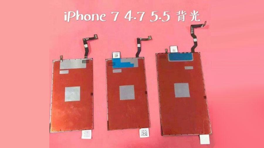 iPhone 7 получит сверхчёткий 2K-дисплей