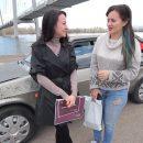 Девушки изКрасноярска доехали доАмстердама через Смоленск
