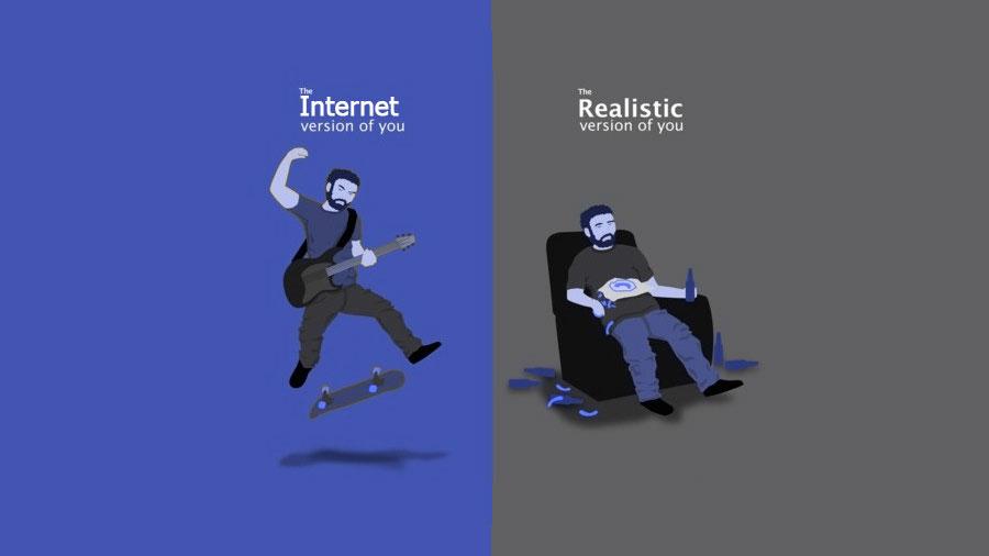 Социальные сети – бич современности
