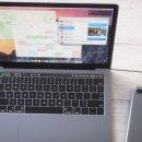 Новые MacBook Pro: ультратонкий корпус, широкий трекпад, сканер Touch ID