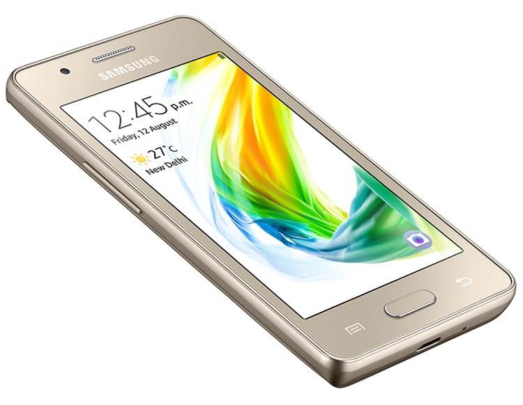 Samsung z на tizen os поступил в продажу в индии