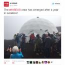 НаГавайях закончился годовой эксперимент поимитации полёта наМарс