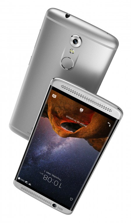 Представлен Axon 7 Mini – музыкальный смартфон от ZTE