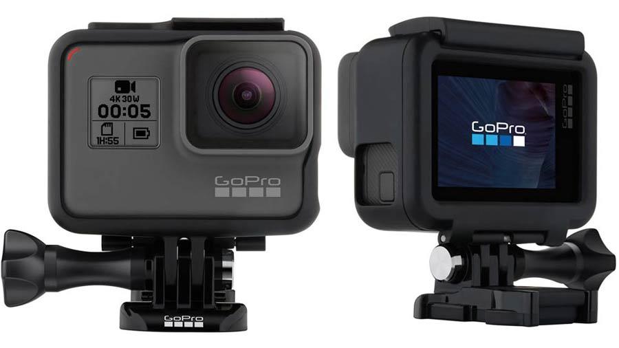 GoPro представила экшен-камеры GoPro Hero 5 и Gero 5 Session