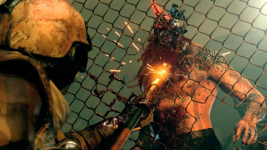 Metal Gear Survive: первое видео геймплея и скандал вокруг игры
