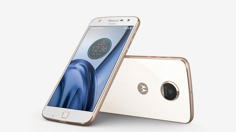 Lenovo представила смартфон Moto Z Play с поддержкой сменных модулей Moto Mods