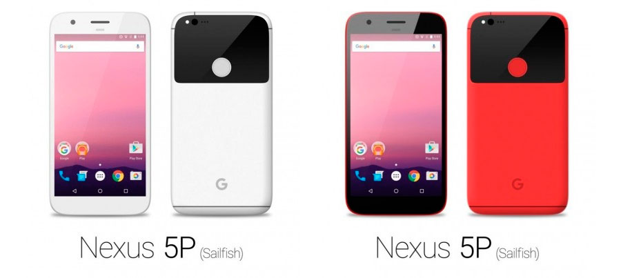 Google выпустит смартфоны Pixel и Pixel XL вместо Nexus