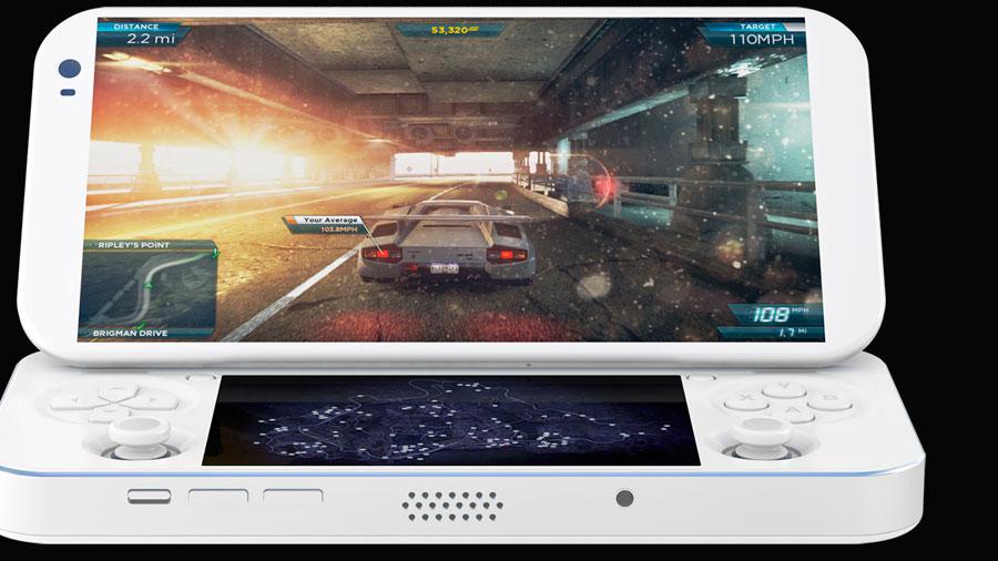 PGS: карманный игровой ПК за 300 на Android и Windows