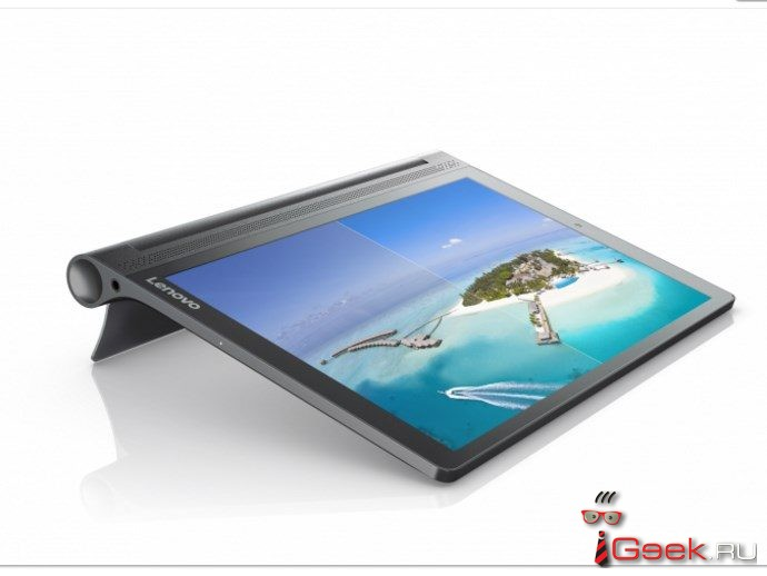 На IFA 2016 Lenovo покажет планшет Yoga Tab 3 Plus с 2K-дисплеем