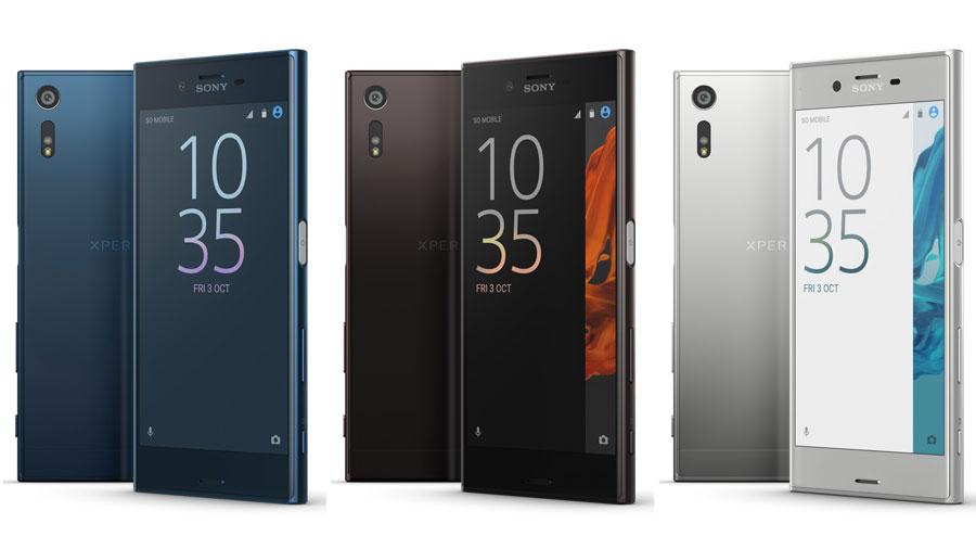 Sony представила два новых смартфона Xperia XZ