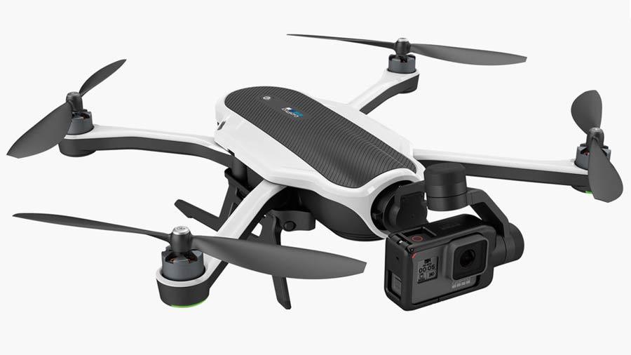 GoPro представила квадрокоптер Karma