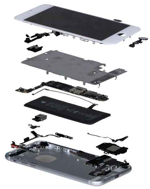 Себестоимость iPhone 7 составляет 225 долларов