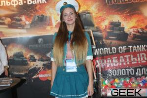 ИгроМир 2016: самые красивые девушки