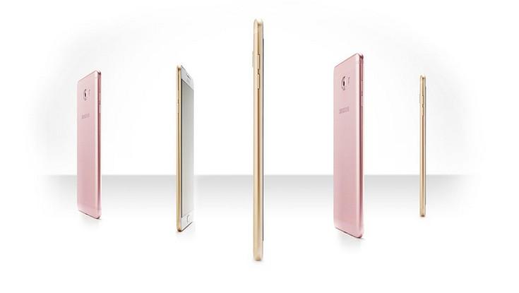 Galaxy C9 Pro: первый смартфон Samsung с 6 Гб ОЗУ