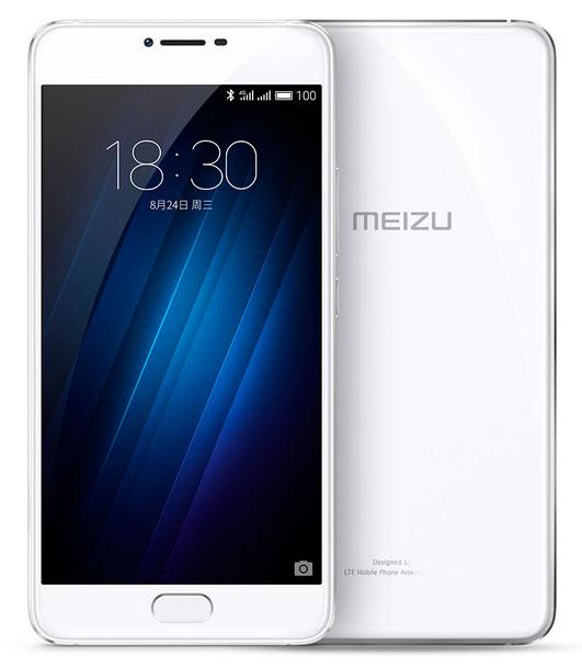 Meizu U10 появился на российском рынке