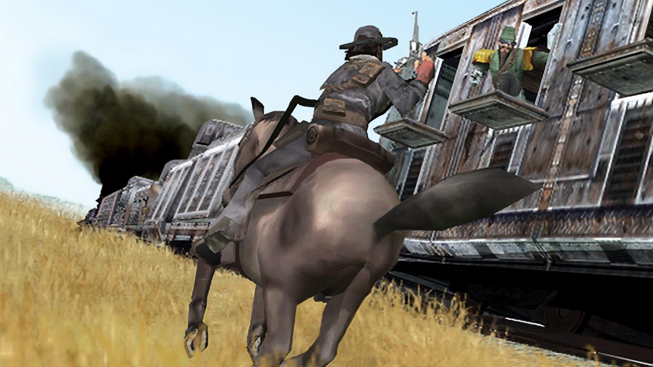 Red Dead Revolver вышла для PlayStation 4