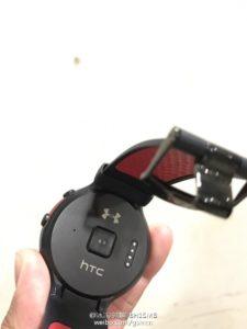 Умные часы от HTC попали на фото