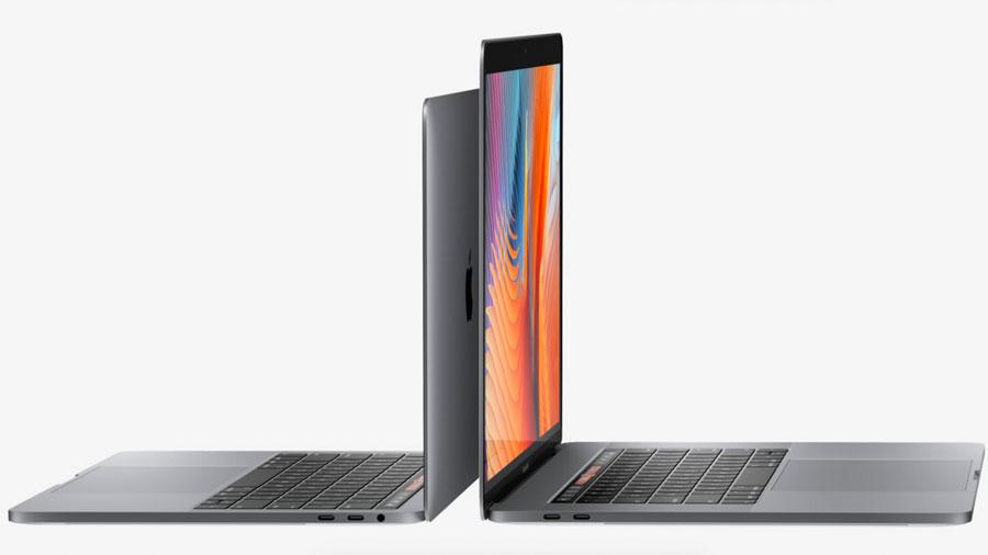 Apple представила новые MacBook Pro с сенсорной OLED-панелью