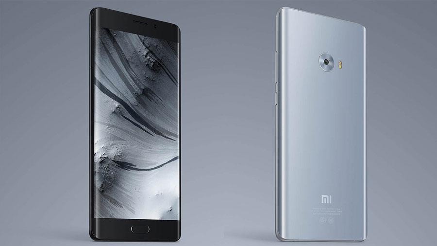 Mi Note 2 – первый смартфон Xiaomi с дисплеем с загнутыми краями