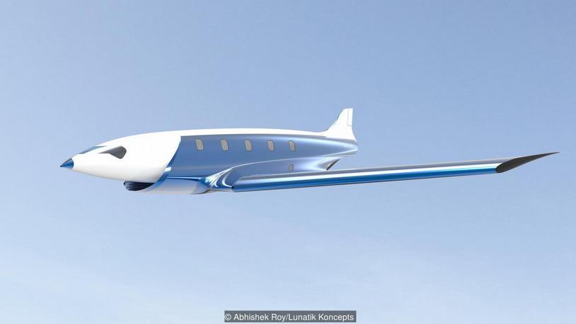 Авиаперелеты со скоростью 25 тысяч км/ч станут реальностью?