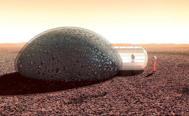 Космическая архитектура: 6 удивительных сооружений