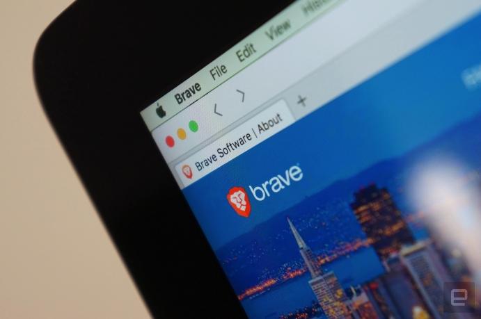 Браузер-блокировщик рекламы Brave теперь синхронизируется между компьютерами