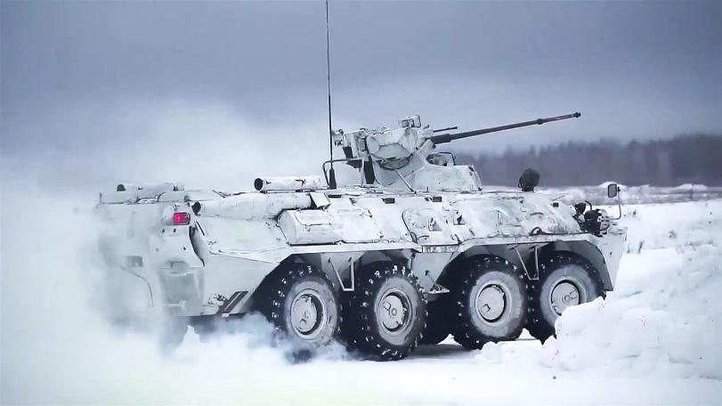 Концерн «Калашников» строит тяжёлый робот-танк