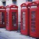 В Лондоне появятся телефонные будки с бесплатными звонками и Wi-Fi