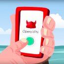 Бесплатная Opera VPN - вызов конфиденциальности интернета