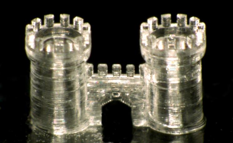 Ассортимент 3D-печати пополнился стеклом