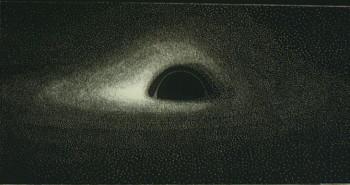 Возвращаясь к первой «фотографии» чёрной дыры