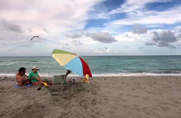 Жить на морском побережье полезно для здоровья