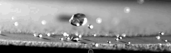 Жёсткое водооталкивающее покрытие поможет сделать корабли быстроходнее