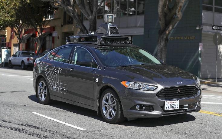 Беспилотные авто Uber уступают в надёжности Waymo