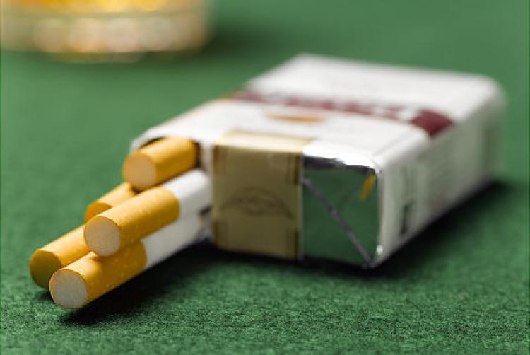 «Легкие» сигареты повышают риск развития аденокарциномы легкого